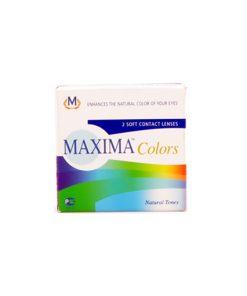لنز رنگی فصلی ماکسیما